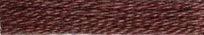Cosmo Cotton Embroidery Floss 8m - Chestnut Brown