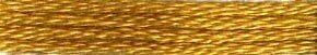 Cosmo Cotton Embroidery Floss 8m - Strong Reddish Yellow