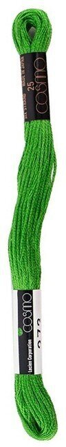 Summer Green - Cosmo Cotton Embroidery Floss 8m
