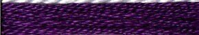 Cosmo Cotton Embroidery Floss 8m - Deep Plum