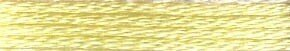 Cosmo Cotton Embroidery Floss 8m - Pastel Yellow
