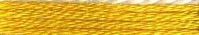 Vivid Yellow - Cosmo Cotton Embroidery Floss 8m