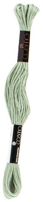 Fair Green - Cosmo Cotton Embroidery Floss 8m