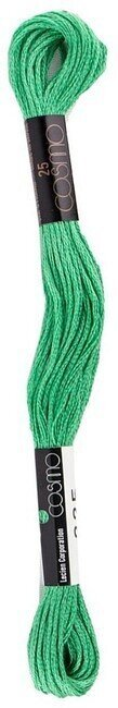 Shamrock - Cosmo Cotton Embroidery Floss 8m