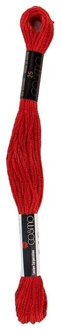 Paprika - Cosmo Cotton Embroidery Floss 8m