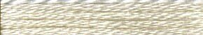 Oyster White - Cosmo Cotton Embroidery Floss 8m