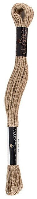 Bronze Mist - Cosmo Cotton Embroidery Floss 8m