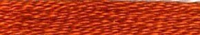 Light Burned Orange - Cosmo Cotton Embroidery Floss 8m