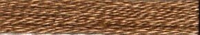 Cosmo Cotton Embroidery Floss 8m - Tawny Brown