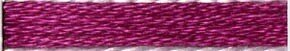 Cosmo Cotton Embroidery Floss 8m - Deep Pink