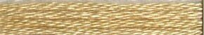 Light Almond Buff - Cosmo Cotton Embroidery Floss 8m