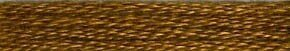 Cosmo Cotton Embroidery Floss 8m - Deep Brownish Olive