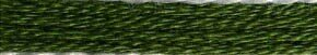 Dark Bottle Green - Cosmo Cotton Embroidery Floss 8m