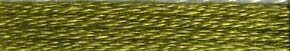Light Dull Yellow Green - Cosmo Cotton Embroidery Floss 8m
