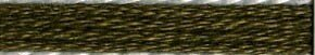 Dark Parsley Green - Cosmo Cotton Embroidery Floss 8m
