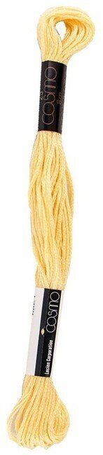 Mimosa - Cosmo Cotton Embroidery Floss 8m