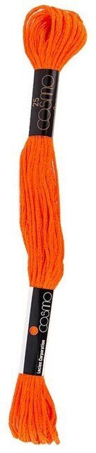 Cheddar - Cosmo Cotton Embroidery Floss 8m