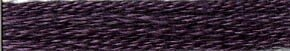 Purplish Gray - Cosmo Cotton Embroidery Floss 8m