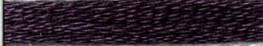 Dark Purplish Gray - Cosmo Cotton Embroidery Floss 8m