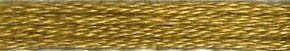 Cosmo Cotton Embroidery Floss 8m - Harvest Gold