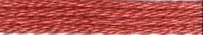 Light Reddish Orange - Cosmo Cotton Embroidery Floss 8m