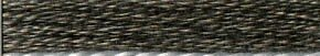 Dark Greenish Gray - Cosmo Cotton Embroidery Floss 8m