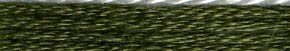 Dark Yellow Green - Cosmo Cotton Embroidery Floss 8m