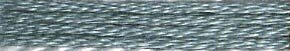 Aqua Gray - Cosmo Cotton Embroidery Floss 8m