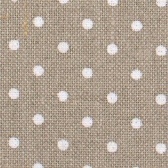 36 Count Petit Point Raw Natural/White Edinburgh Linen 18x27