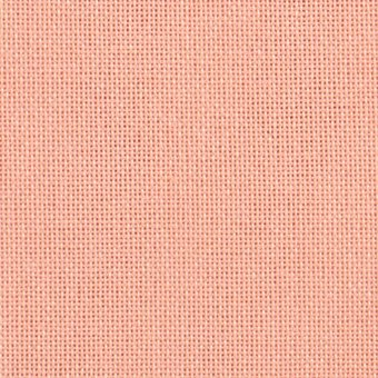 28 Count Peach Rose Lugana 18x27