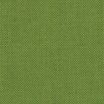 28 Count Grass Green Cashel Linen Fabric 36x55