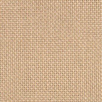 20 Count Summer Khaki Cork Linen Fabric 27x36