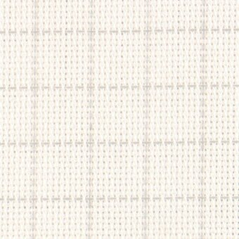 18 Count Easy Count White/Grey Aida 18x21