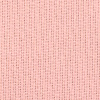 16 Count Touch of Pink Aida Fabric 18x25