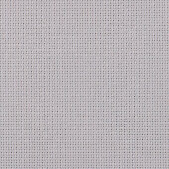 16 Count Touch of Gray Aida Fabric 36x51