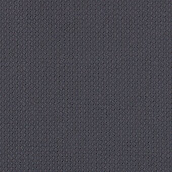 16 Count Midnight Grey Aida Fabric 12x18