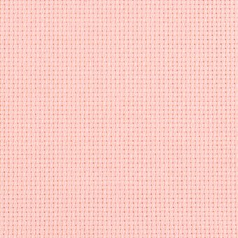 14 Count Touch of Pink Aida Fabric 18x25