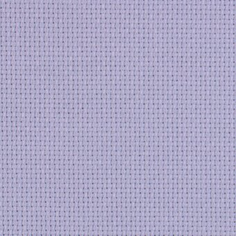 14 Count Peaceful Purple Aida Fabric 36x51