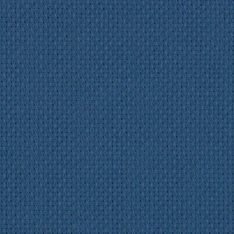 14 Count Nordic Blue Aida Fabric 18x25