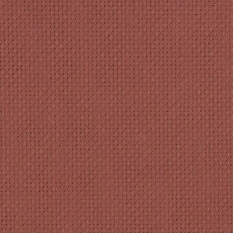 14 Count Chocolate Raspberry Aida Fabric 36x51