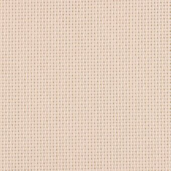 14 Count White Chocolate Aida Fabric 18x25