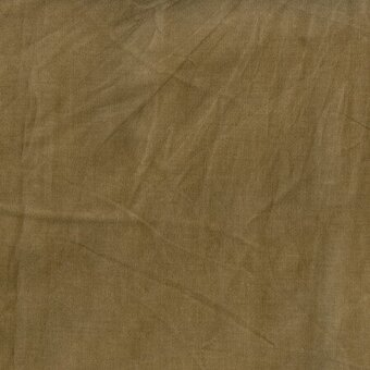 Dark Brown Aged Muslin Half Yard