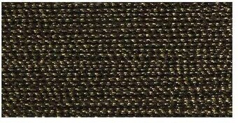DMC Diamant Metallic Thread - Gold and Black