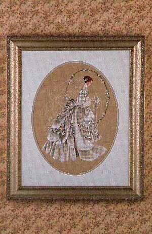 Bride - Cross Stitch Pattern