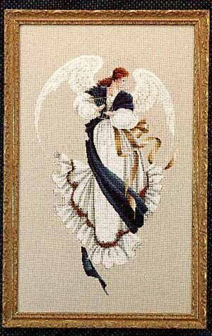 Angel of Hope - Cross Stitch Pattern