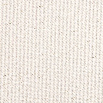 25 Count White/Gold Lugana Fabric 9x13
