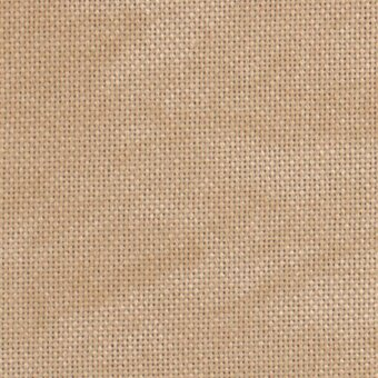 25 Count Vintage Country Mocha Lugana Fabric 13x18