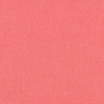 25 Count Coral Lugana Fabric 13x18