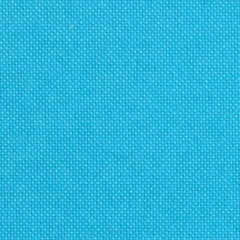 25 Count Alaskan Blue Lugana Fabric 36x55