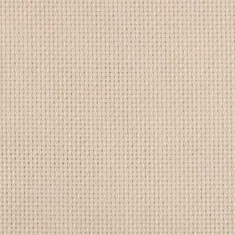 14 Count Country French Latte Aida Fabric 25x36